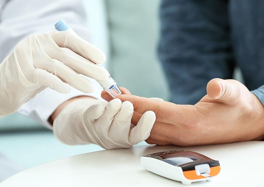 Diabetes-Schwerpunktapotheke